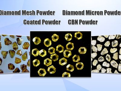 Outline of synthetic diamond industry